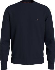 tommy-hilfiger-miesten-collegepaita-hilfiger-logo-crew-neck-tummansininen-1