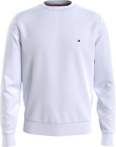 tommy-hilfiger-miesten-collegepaita-hilfiger-logo-crew-neck-valkoinen-1