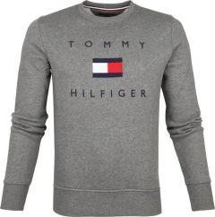 tommy-hilfiger-miesten-collegepaita-tommy-flag-hilfiger-sweatshirt-tummanharmaa-1
