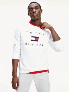 tommy-hilfiger-miesten-collegepaita-tommy-flag-hilfiger-sweatshirt-valkoinen-1