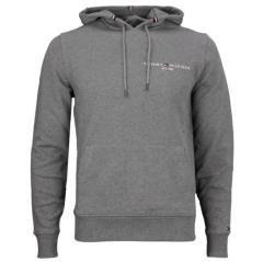 tommy-hilfiger-miesten-huppari-k-tommy-chest-logo-hoody-tummanharmaa-1