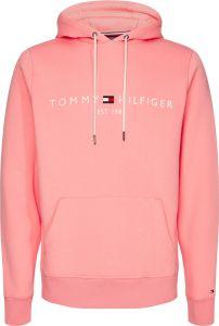 tommy-hilfiger-miesten-huppari-tommy-logo-hoodie-pinkki-1