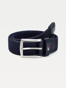 tommy-hilfiger-miesten-kangasvyo-denton-elastic-belt-tummansininen-1