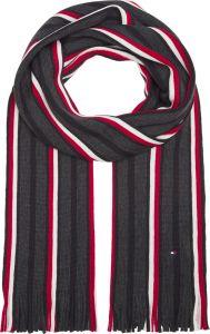 tommy-hilfiger-miesten-kaulahuivi-raschel-scarf-raidallinen-harmaa-1