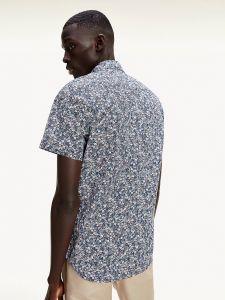 tommy-hilfiger-miesten-kauluspaita-slim-natural-prt-shirt-sininen-kuosi-2