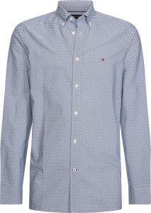tommy-hilfiger-miesten-kauluspaita-slim-natural-soft-printed-shirt-sininen-kuosi-1