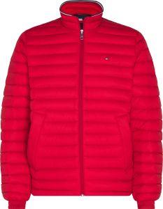 tommy-hilfiger-miesten-kevytuntuvatakki-packaple-down-jacket-kirkkaanpunainen-1