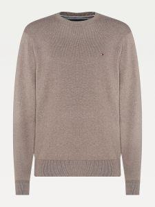 tommy-hilfiger-miesten-neule-pima-cotton-cashmere-beige-1