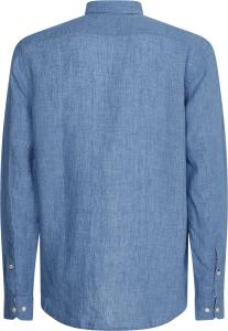 tommy-hilfiger-miesten-pellavapaita-pigment-linen-shirt-kirkkaansininen-2