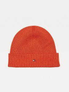 tommy-hilfiger-miesten-pipo-pima-cotton-cashmere-beanie-oranssi-1