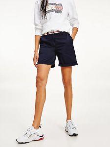 tommy-hilfiger-miesten-shortsit-cotton-tencel-chino-shorts-tummansininen-2
