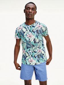 tommy-hilfiger-miesten-t-paita-all-over-flower-print-sininen-kuosi-1