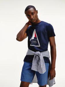 tommy-hilfiger-miesten-t-paita-cool-triangle-tee-tummansininen-1