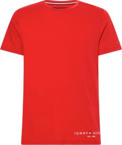 tommy-hilfiger-miesten-t-paita-hilfiger-logo-tee-kirkkaanpunainen-1