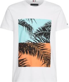 tommy-hilfiger-miesten-t-paita-photoprint-tee-valkoinen-1