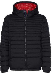 tommy-hilfiger-miesten-takki-quilted-hooded-jacket-musta-1
