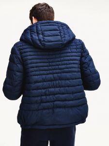 tommy-hilfiger-miesten-takki-quilted-hooded-jacket-tummansininen-2