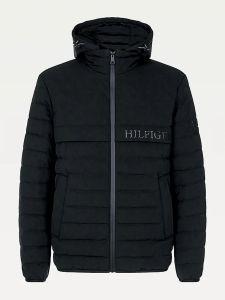 tommy-hilfiger-miesten-takki-strech-hood-jacket-musta-1
