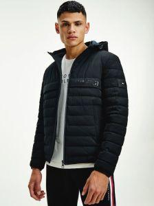 tommy-hilfiger-miesten-takki-strech-hood-jacket-musta-2