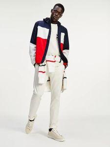 tommy-hilfiger-miesten-takki-tech-block-hooded-jacket-raidallinen-punainen-2
