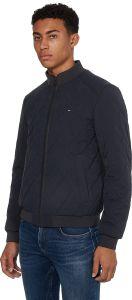 tommy-hilfiger-miesten-tikkitakki-strech-diamond-quilted-jacket-tummansininen-1