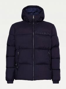 tommy-hilfiger-miesten-untuvatakki-high-loft-jacket-musta-1