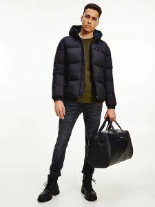 tommy-hilfiger-miesten-untuvatakki-high-loft-jacket-musta-2