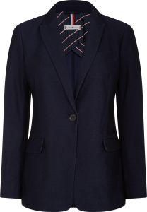 tommy-hilfiger-naisten-bleiseri-cool-blazer-tummansininen-1