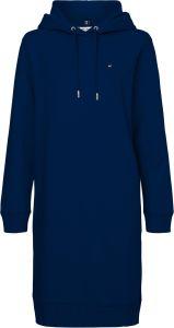 tommy-hilfiger-naisten-collegemekko-regular-hoodie-short-dress-tummansininen-1