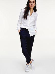 tommy-hilfiger-naisten-housut-cool-slim-pant-tummansininen-1
