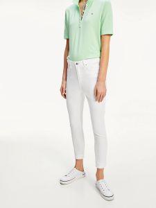 tommy-hilfiger-naisten-housut-gmd-str-cotton-skinny-pant-valkoinen-1