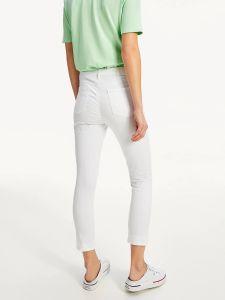 tommy-hilfiger-naisten-housut-gmd-str-cotton-skinny-pant-valkoinen-2