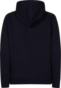 tommy-hilfiger-naisten-huppari-ess-hilfiger-hoodie-ls-tummansininen-2