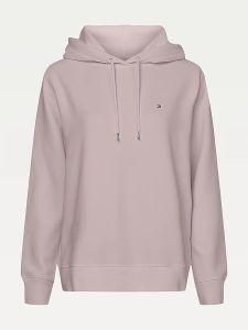 tommy-hilfiger-naisten-huppari-regular-hoodie-vaaleanpunainen-1