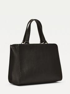 tommy-hilfiger-naisten-laukku-city-satchel-musta-2
