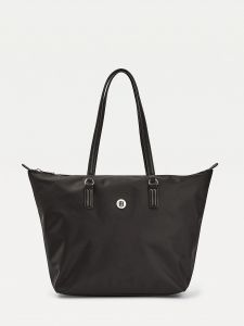 tommy-hilfiger-naisten-laukku-poppy-solid-tote-musta-1