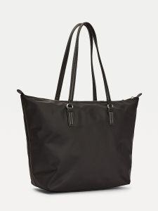 tommy-hilfiger-naisten-laukku-poppy-solid-tote-musta-2
