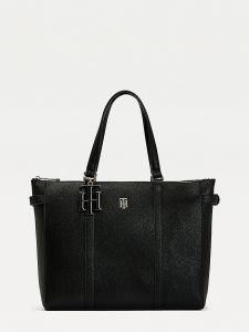 tommy-hilfiger-naisten-laukku-soft-tote-musta-1