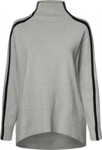 tommy-hilfiger-naisten-neule-cacie-mock-sweater-vaaleanharmaa-1