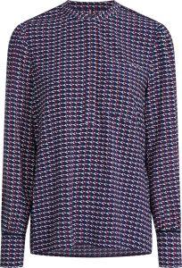 tommy-hilfiger-naisten-pusero-essential-blouse-ls-sininen-kuosi-1
