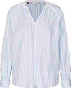 tommy-hilfiger-naisten-pusero-lacie-blouse-ls-raidallinen-valkoinen-1