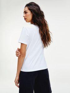 tommy-hilfiger-naisten-t-paita-babette-regular-top-valkoinen-2