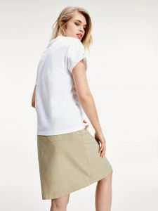 tommy-hilfiger-naisten-t-paita-ess-hilfiger-ss-valkoinen-2