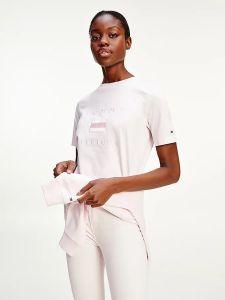 tommy-hilfiger-naisten-t-paita-regular-tonal-tee-ss-vaaleanpunainen-2