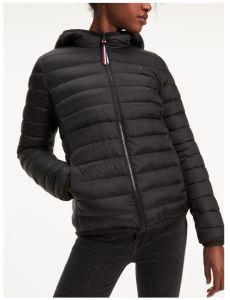 tommy-hilfiger-naisten-talvitakki-th-essential-revers-padded-musta-1