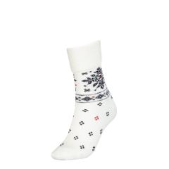 tommy-hilfiger-naisten-villasekoitesukat-folk-tommy-boot-sock-luonnonvalkoinen-1