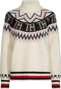 tommy-hilfiger-senah-turtle-sweater-naisten-korkeakauluksinen-neule-valkopohjainen-kuosi-1