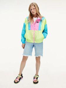 tommy-jeans-girls-naisten-takki-tjw-colorblock-zip-through-monivarinen-kuosi-2