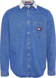 tommy-jeans-miesten-farkkupaita-heavy-denim-cord-overshirt-indigo-1