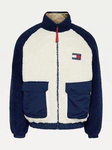tommy-jeans-miesten-kaantotakki-reversible-sherpa-jacket-ttt-luonnonvalkoinen-1